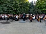 Музыка парков и скверов