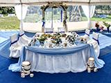 Свадьба в парк-отеле Прибрежный Ярбург