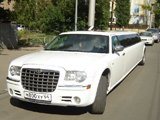 Лимузин Chrysler 300С, прокат