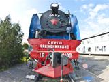 Памятник паровоз СО-18-3100