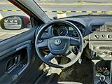 Автомобиль - Skoda Fabia (VR)