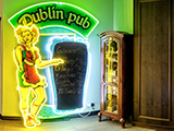 Dublin Pub, ирландский бар