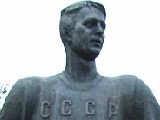Памятник Ю. Моисееву