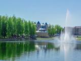 Городское озеро