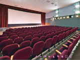 Салют, кинотеатр