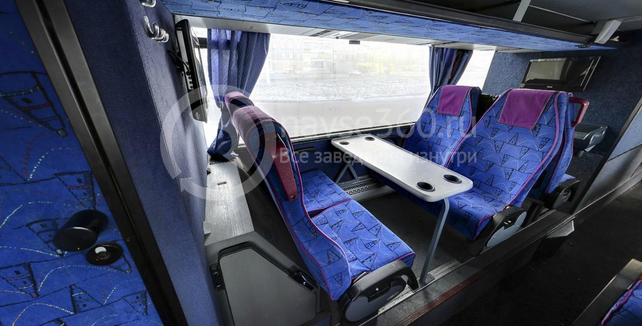 Автобус службы заказа Авто люкс первый уровень