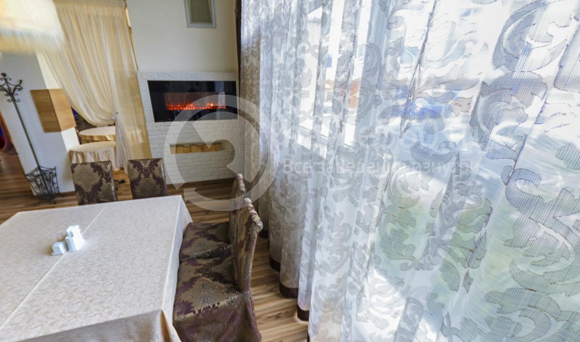 Каминная комната кафе Рублевка