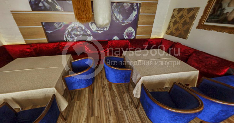 Рублевка малый зал