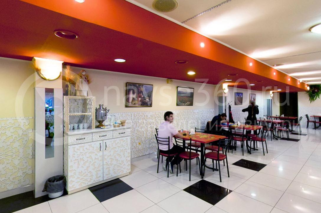 Красный угол, кафе Краснодар, зал 2