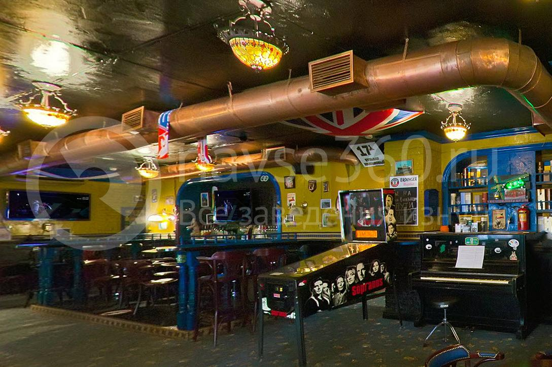 Harat`s Pub, Юбилейный, Краснодар, сервировка