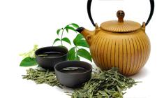 Угощаем всех гостей кафе согревающим чаем!