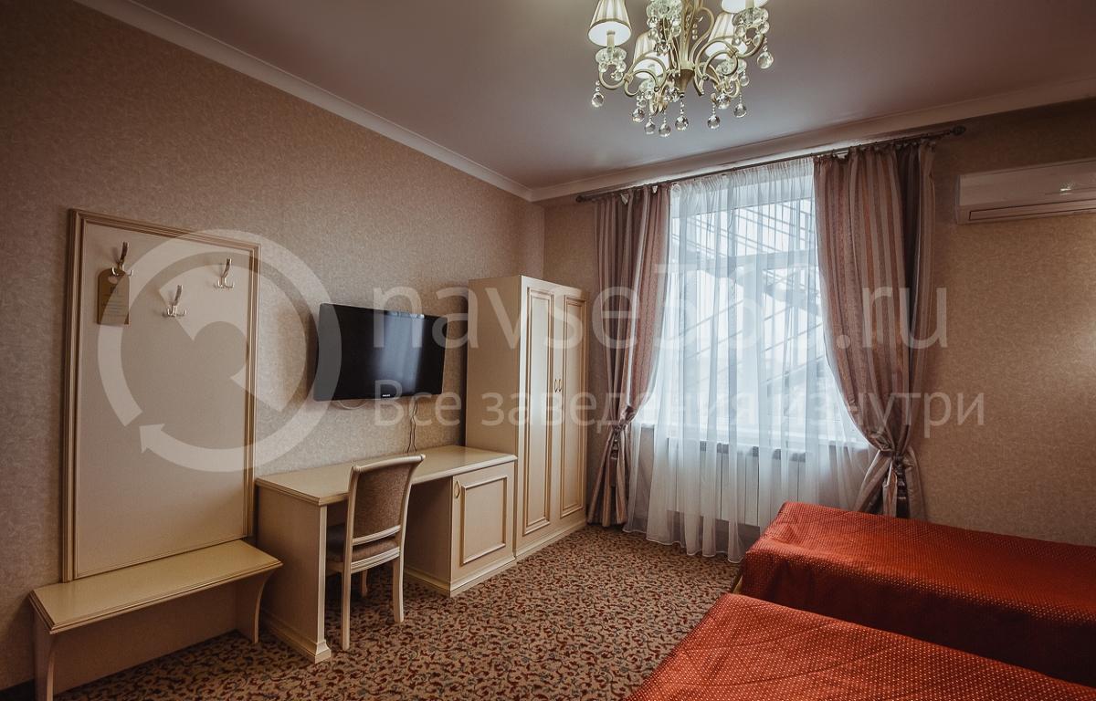 Резидент отель, номер 3