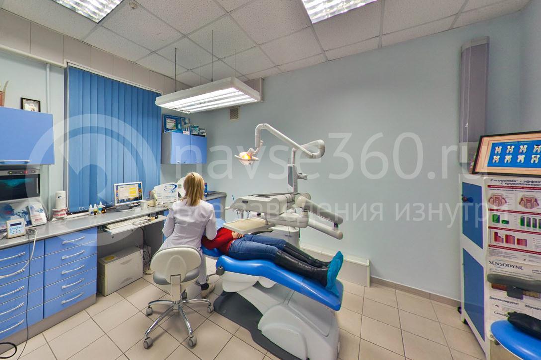 Стоматология, стоматологическая клиника Краснодар, кабинет 1