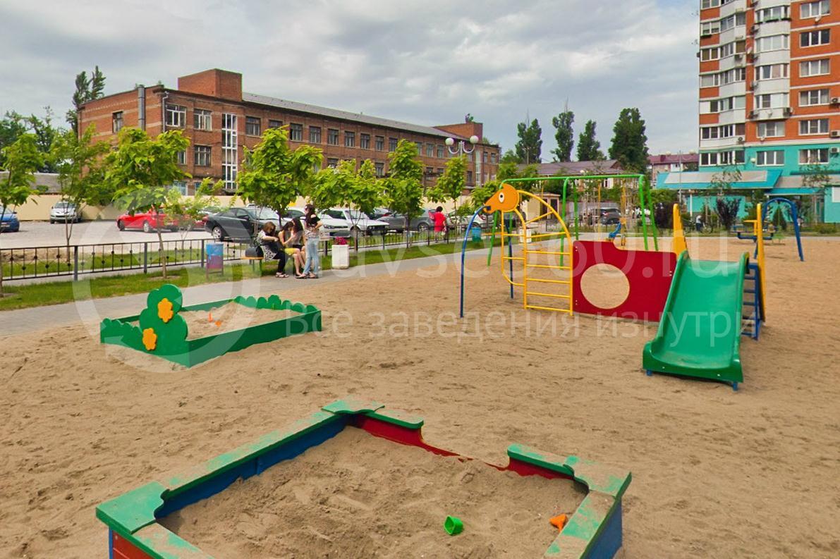 Центр семьи и детства Солнышко мое, Краснодар, детская площадка 1