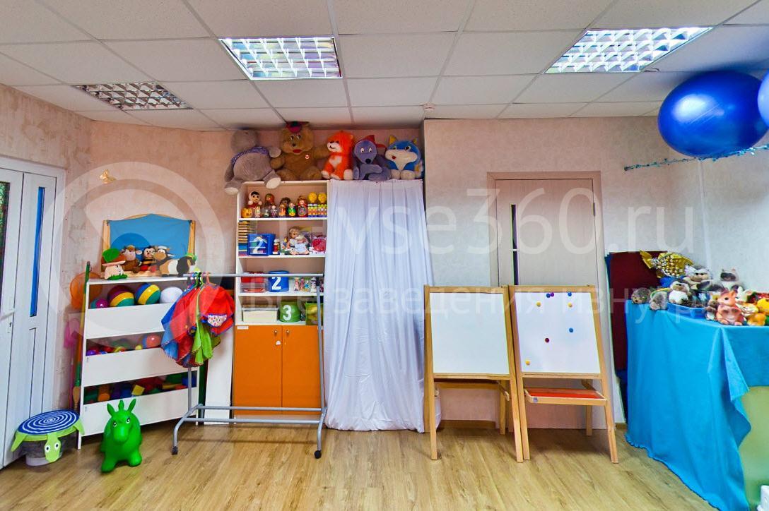 Центр семьи и детства Солнышко мое, Краснодар, кабинет для развивающих занятий 2