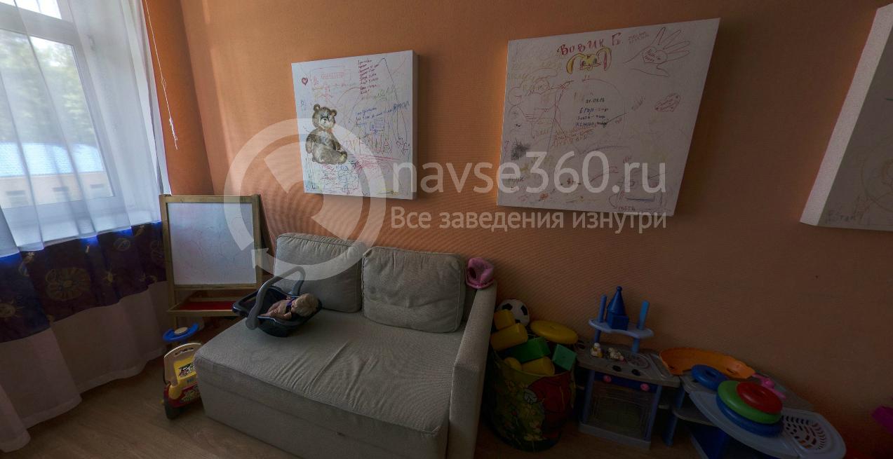 Пансионат Волга детская комната