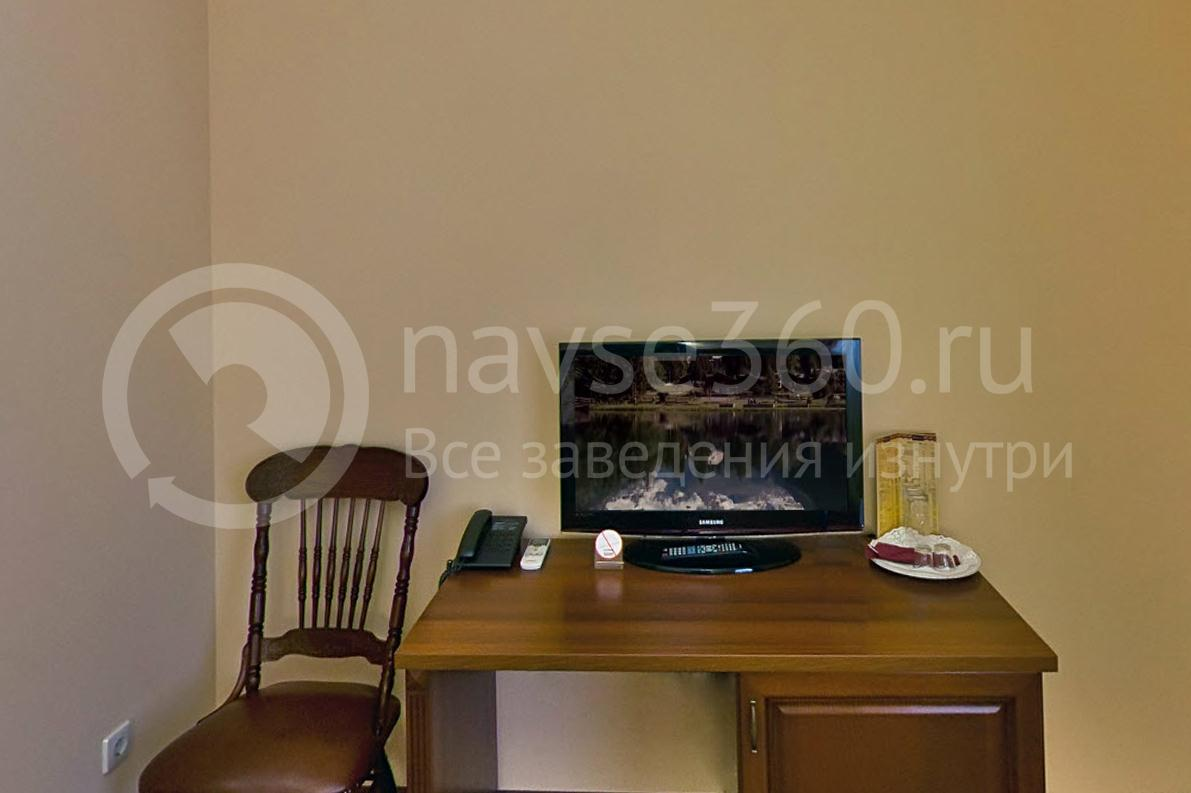 Гостиница Мальдини, Краснодар, стандарт, телевизор