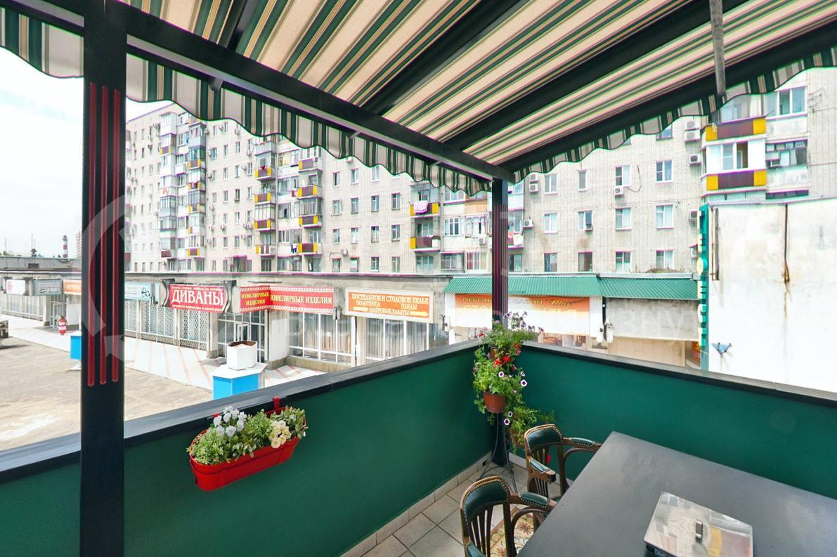 Harat`s Pub, в ФМР, Краснодар, балкон