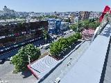 """Панорамный вид на Белгород с крыши гостиницы """"Аврора"""""""