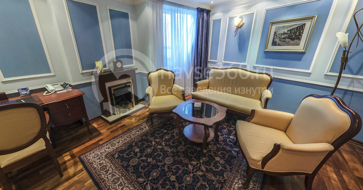 Георгиевский люкс гостиная комната