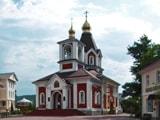 Храм Преподобного Сергия Радонежского Дивноморск Геленджик