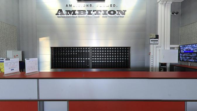 Ambition GYM, фитнес - клуб