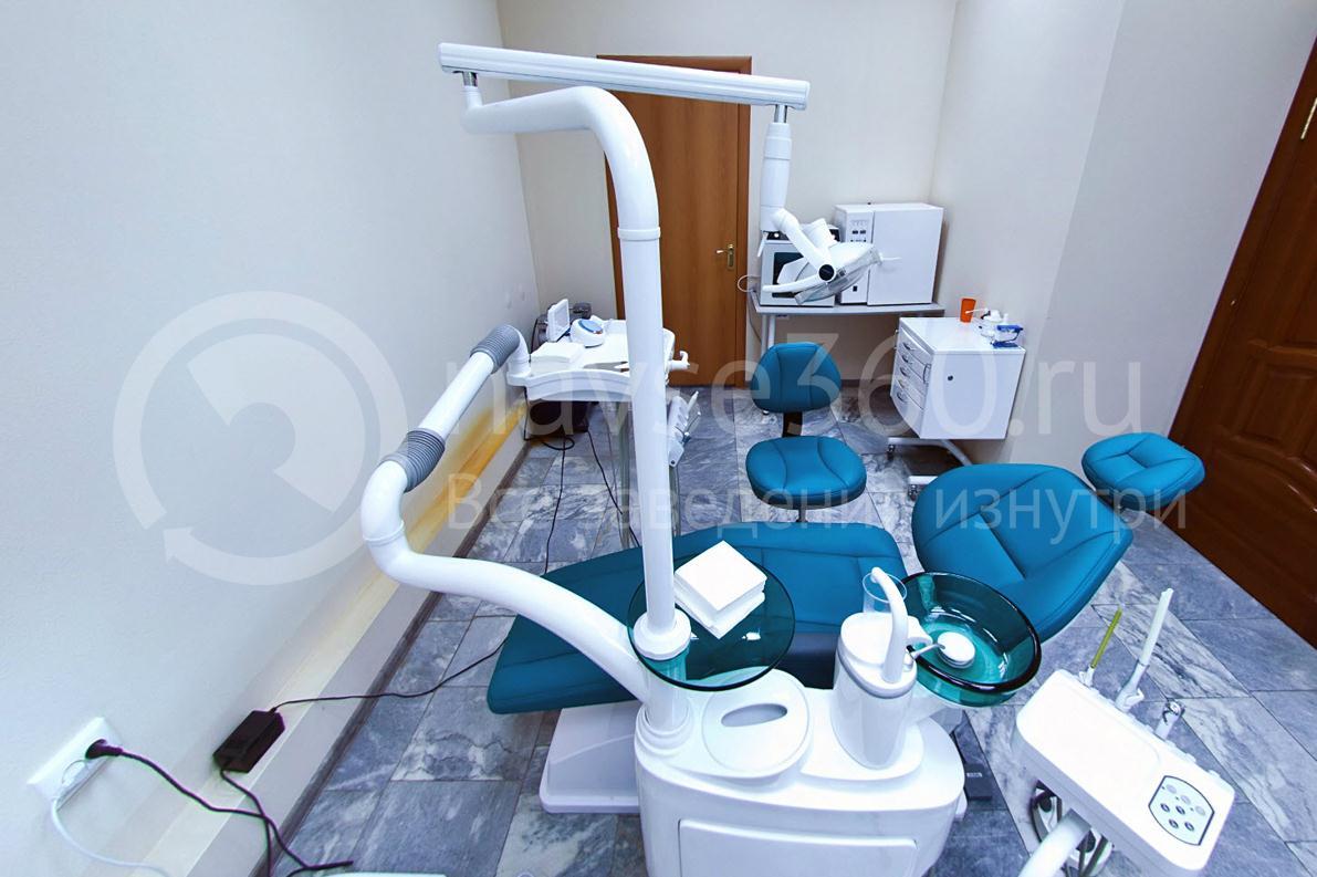 Стоматологический кабинет клиники Ваш докторъ