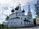 Церковь Спаса на Городу