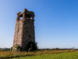 Башня Бисмарка под Черняховском