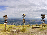 Вершина горы Машук