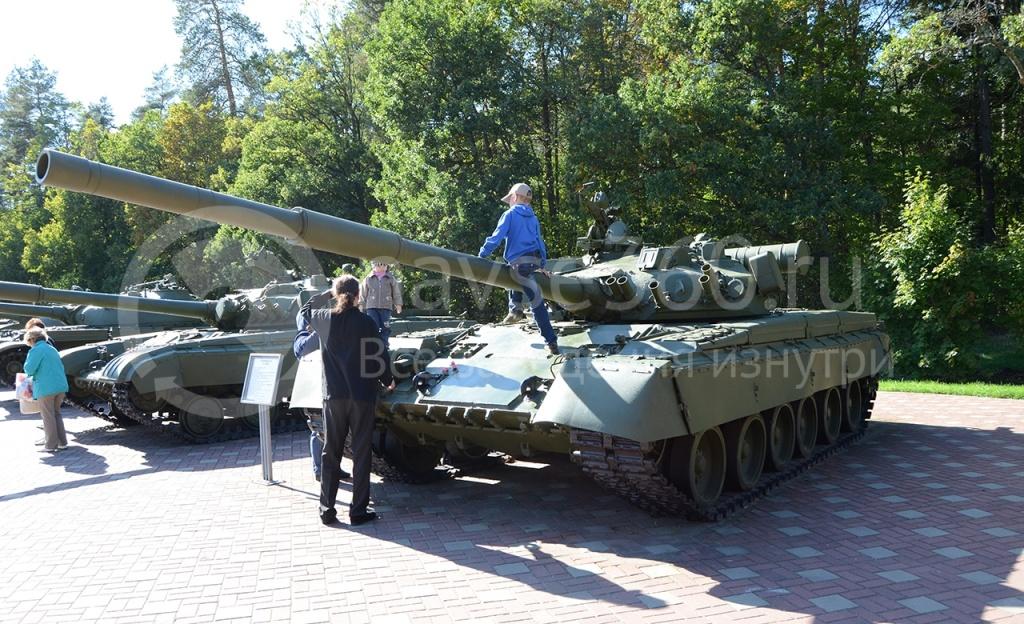 """Партизанская Поляна - """"T-80"""""""