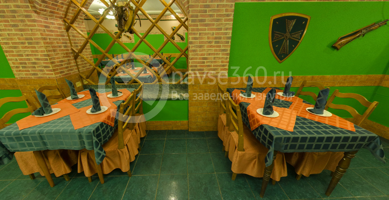 VIP-зал в кафе Стрелок