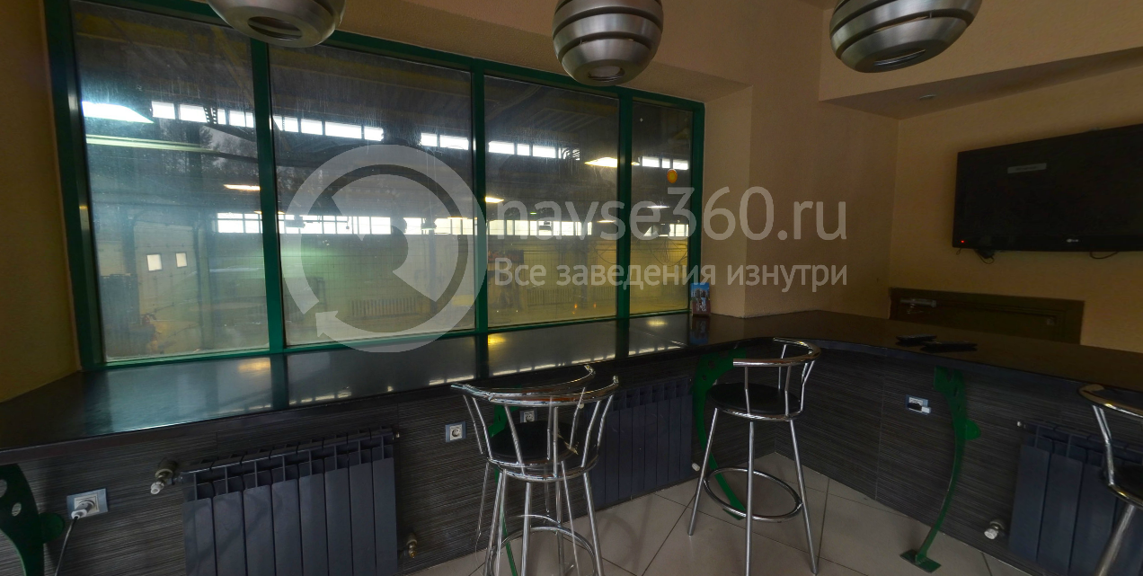 Малый зал кафе