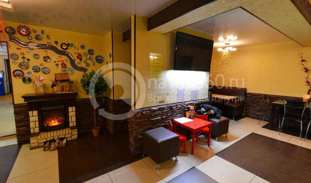 Кафе Ирина каминный зал