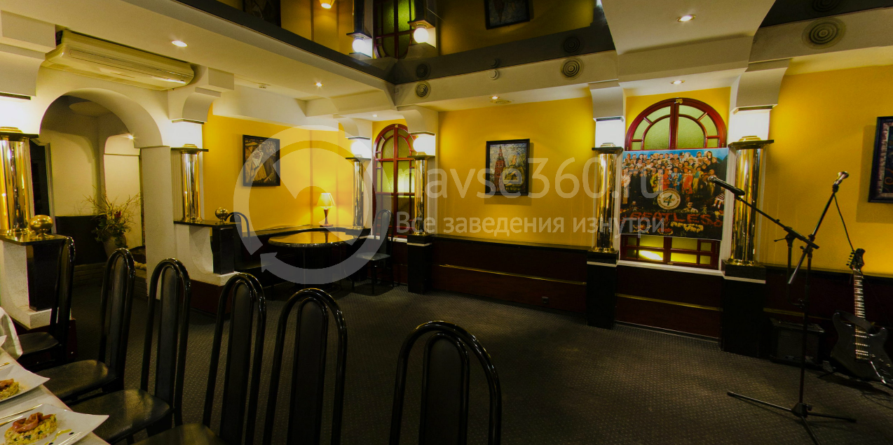 Зал кафе Театральная площадь