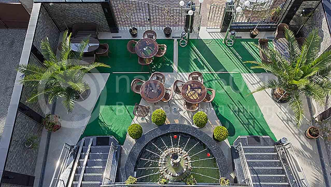 Ресторанно-гостиничный комплекс Royal в Сочи