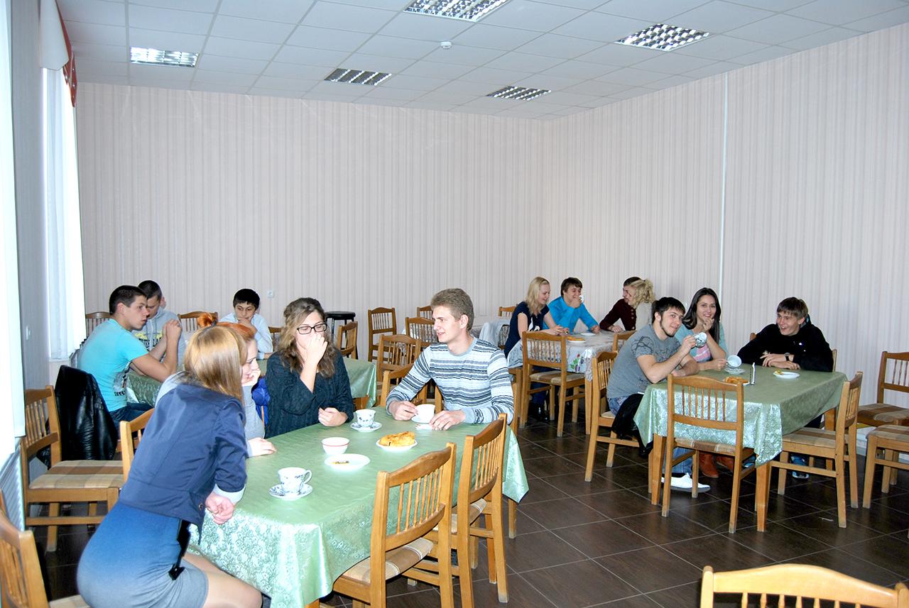 Столовая Армавирского Лингвистического Социального Института