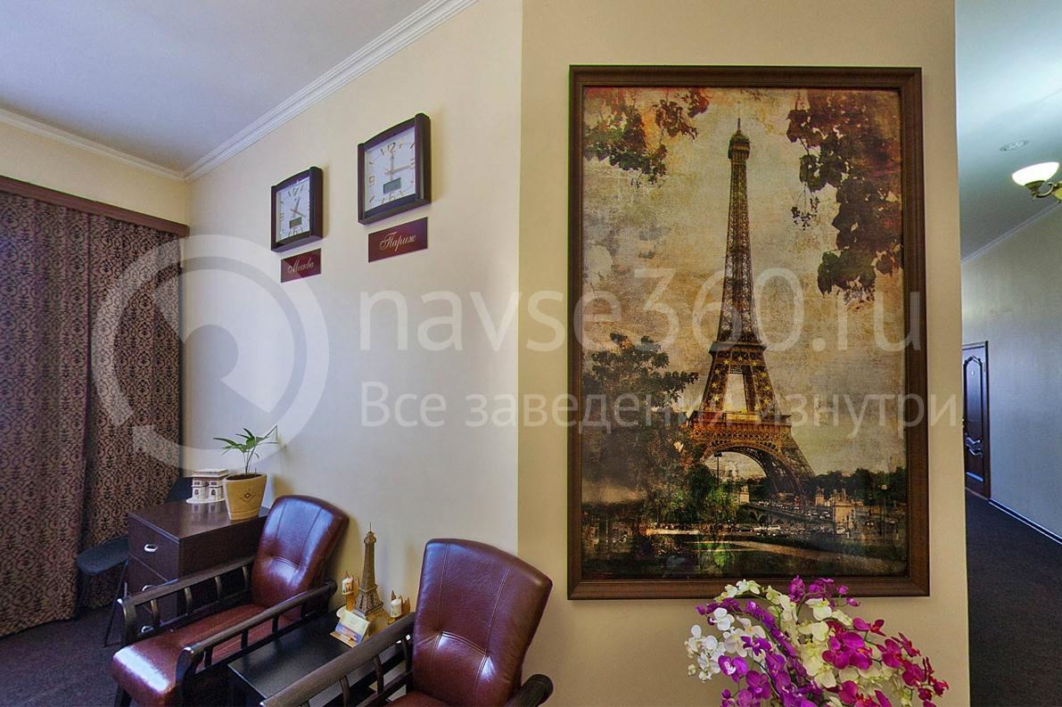 Гостиница Маленький Париж, Краснодар