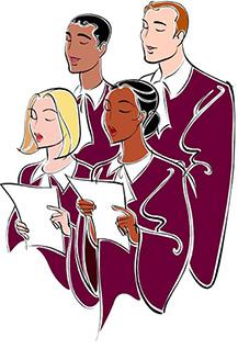 Народный Академический хор, концерт