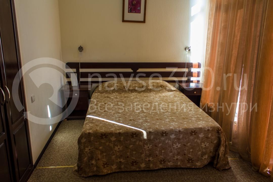 Номер в гостинице Флора в Сочи