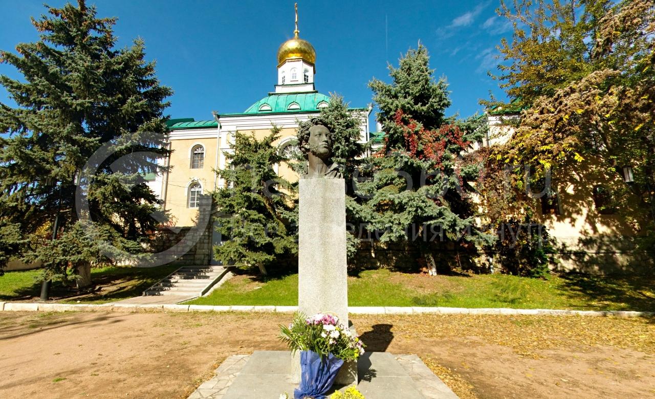 Пушкин, Пятигорск