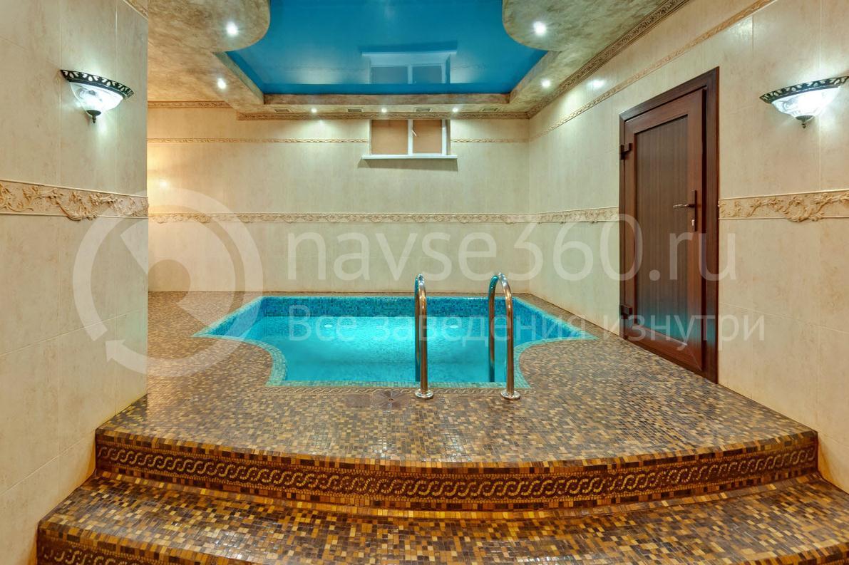 Сауна в гостинице Чехов, Краснодар