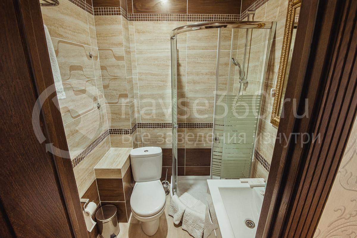 Отель Vision, стандарт твин, с/у