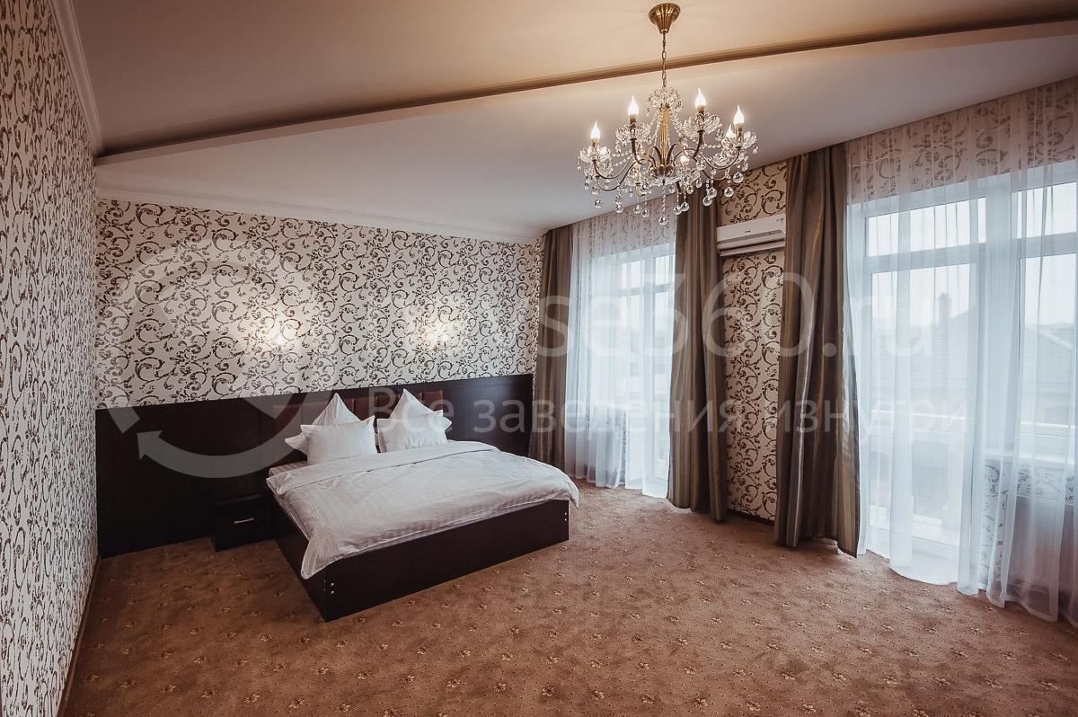 Отель Vision, люкс