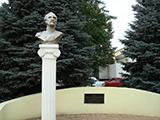 памятник генералу Зассу Г. Х.