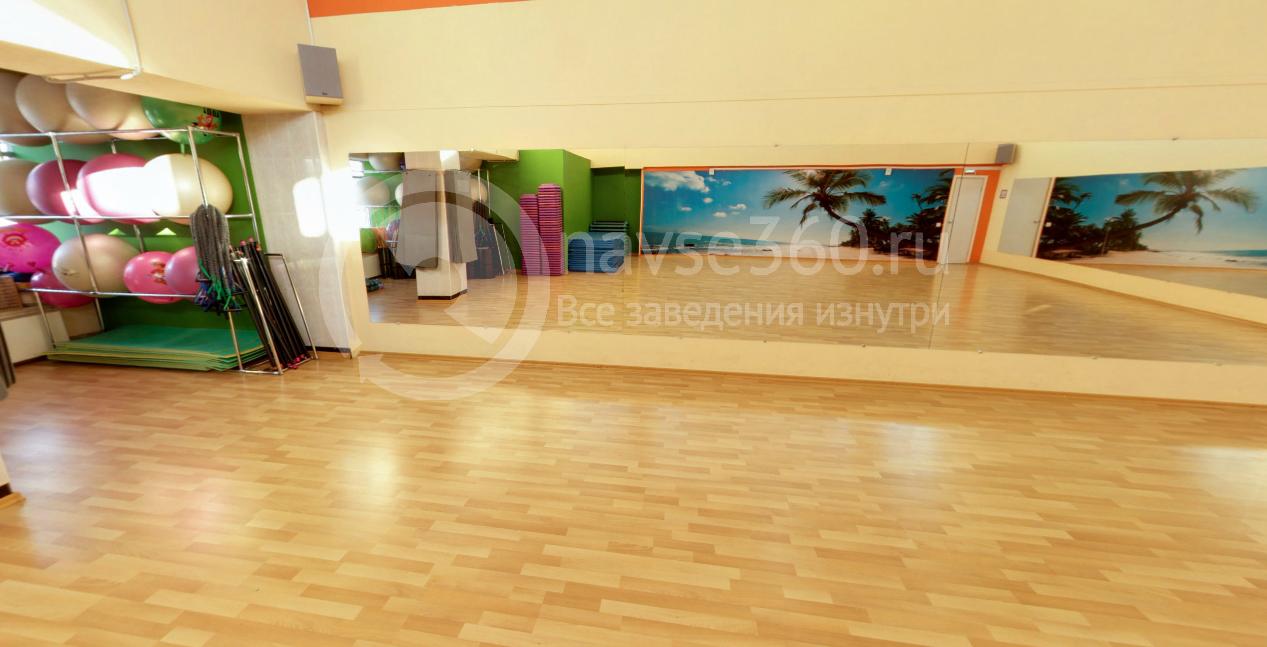 Зал групповых занятий Фиджин