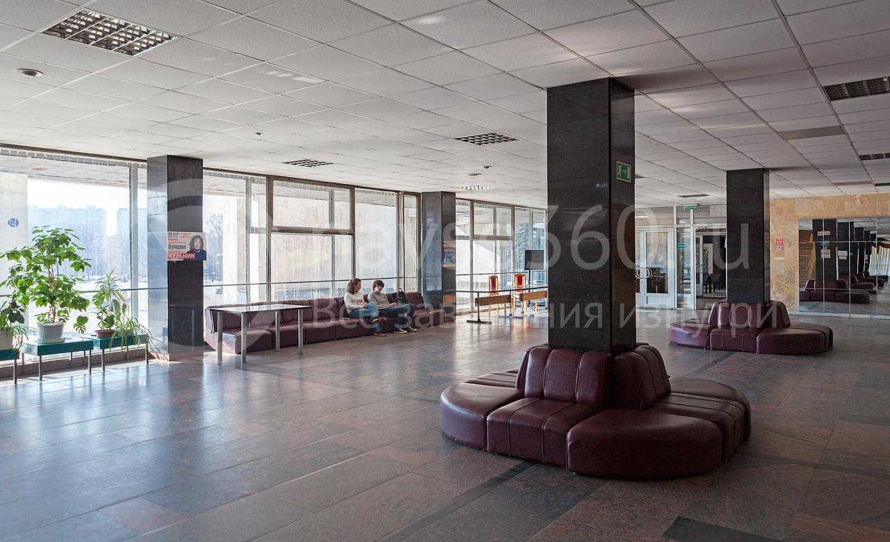 фойе первого этажа дк подмосковья