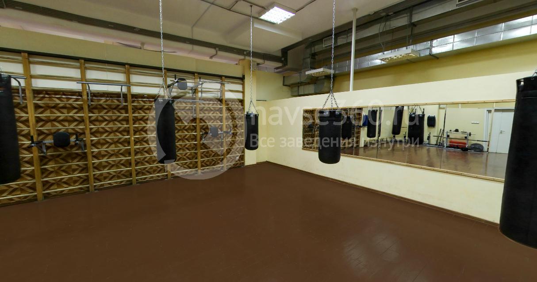 Тренажерный зал для боксеров