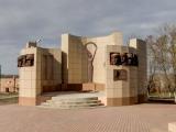 Памятник воинам, павшим в годы Великой Отечественной войны в с. Чалтырь