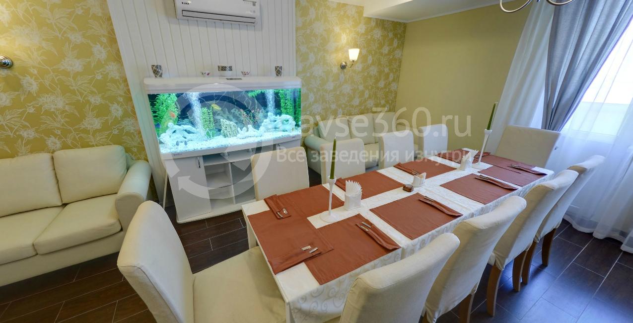 Кафе Лукошко VIP-зал